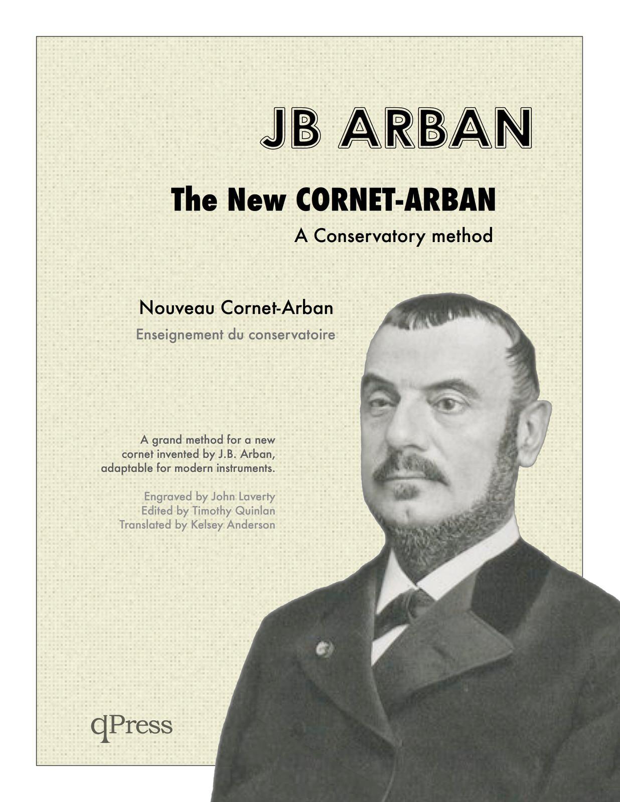 Arban, The New Cornet-Arban Conservatory Method-p01