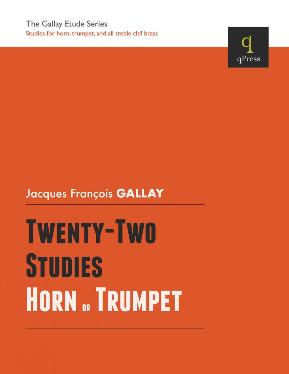 Gallay, 22 Studies