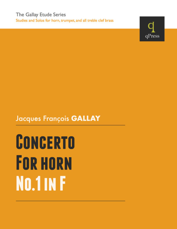 Concerto for Horn No.1 in F