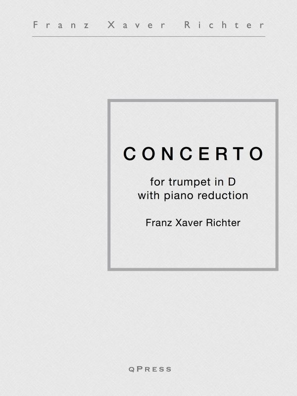 Richter, Concerto for Trumpet in D Major