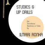Ronka, Studies and Lip Drills for Trombone