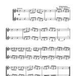 Schaeffer, Don, 21 Rhythmic Duets 3