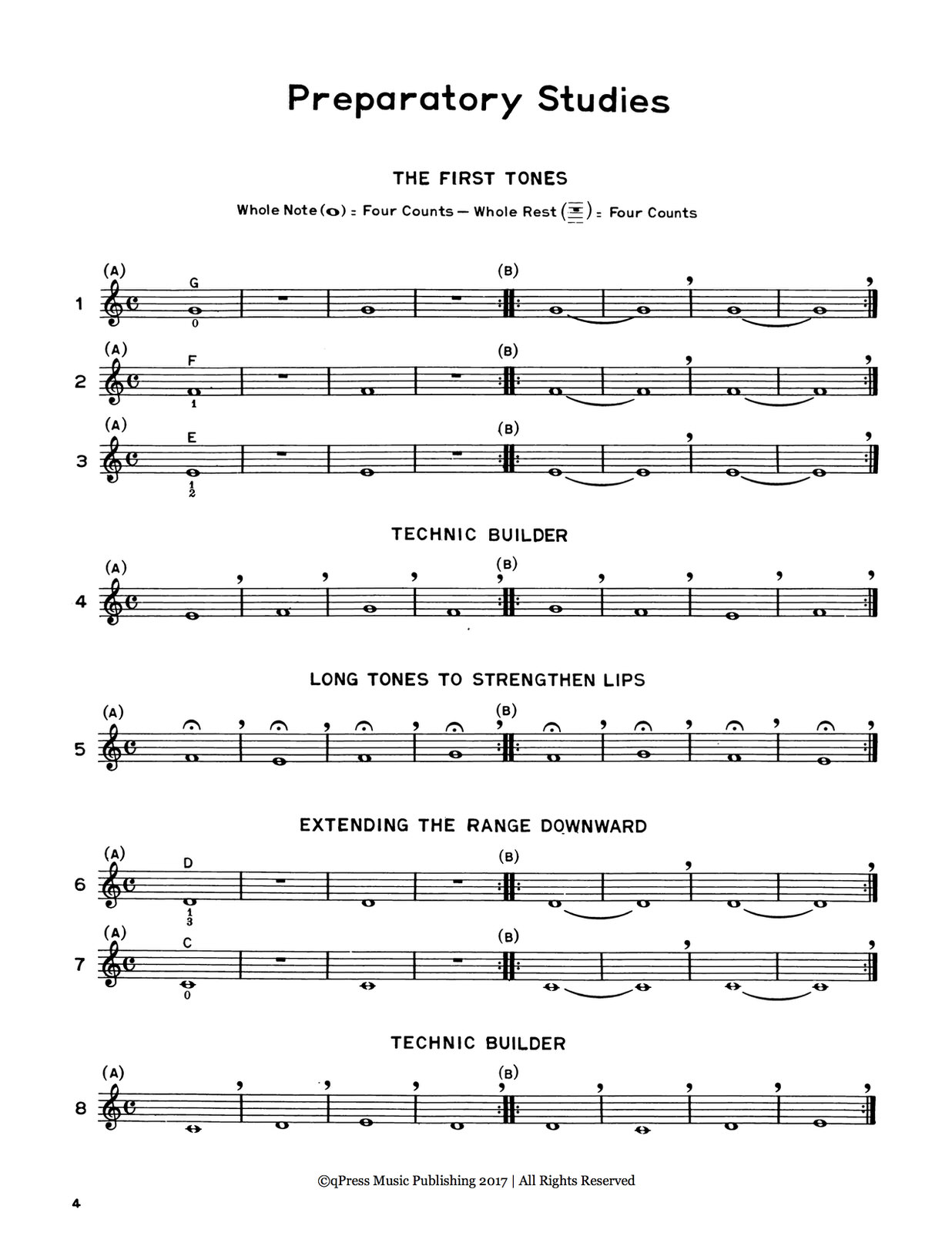 Whistler, Modern Arban-St.Jacome for Trumpet 3