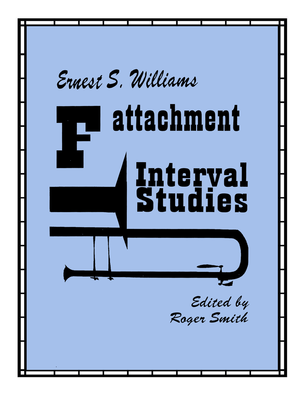 Williams F Attachment Intervals f attachment interval studies by williams, ernest s qpress