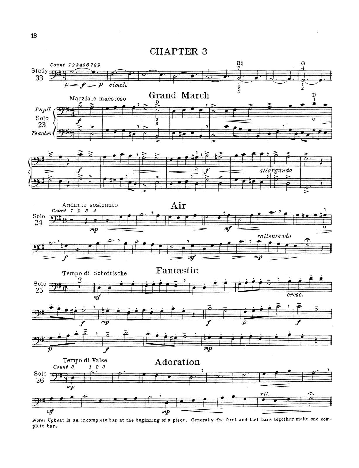 Williams, Method for Trombone 5