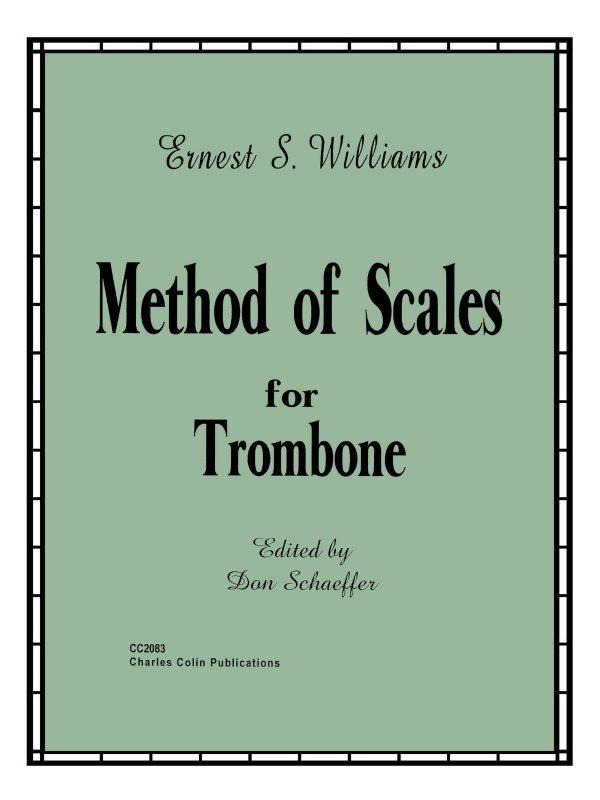 Williams, Method of Scales for Trombone