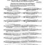 Williams, Secret of Technique Presevation for Trombone 2
