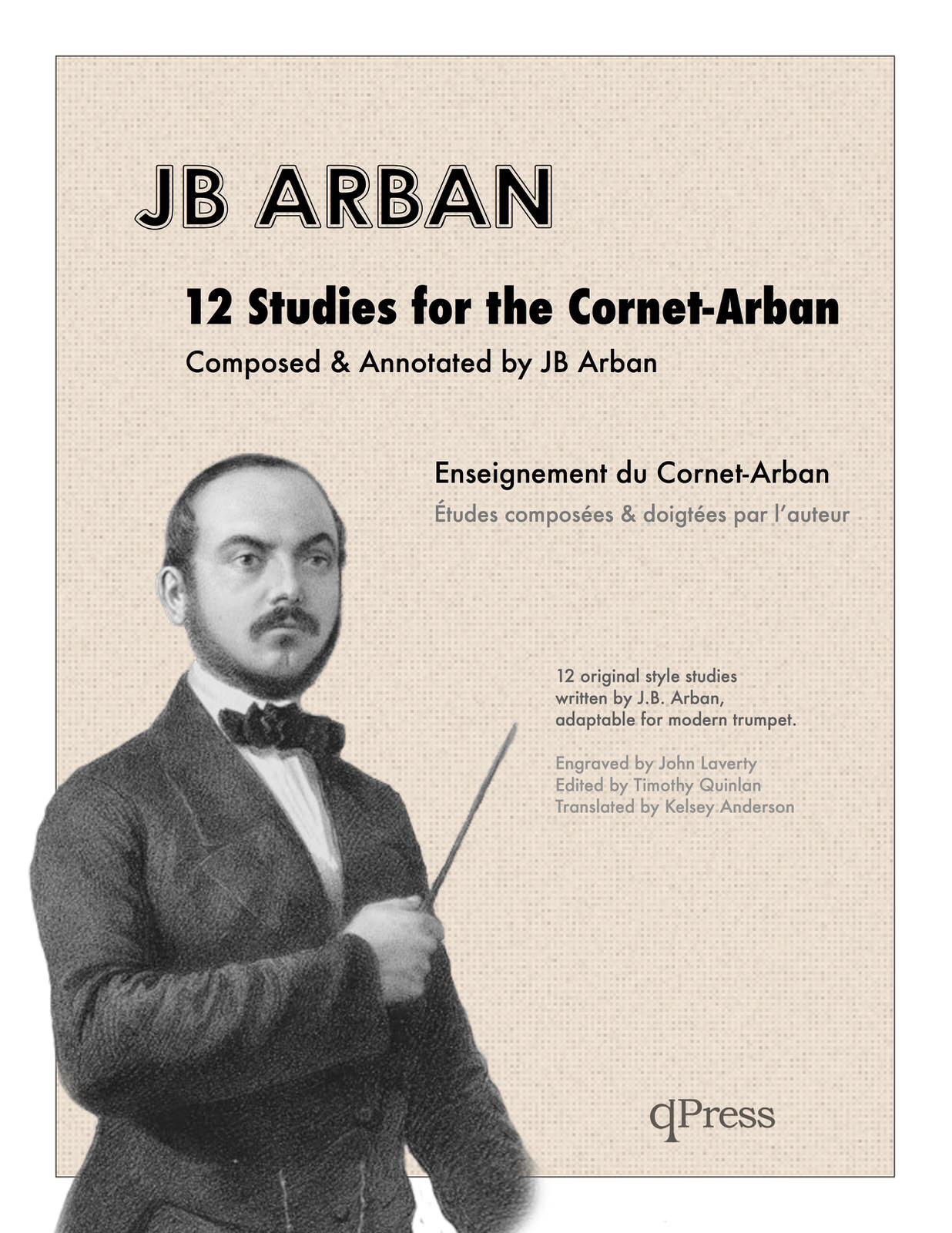Arban, 12 Studies for the Cornet-Arban-p01