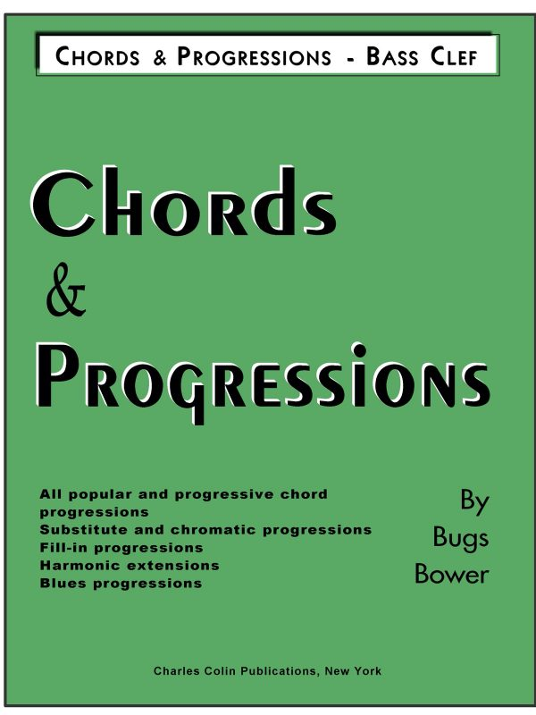 Bower, Chords and Progressions Bass Clef-p01