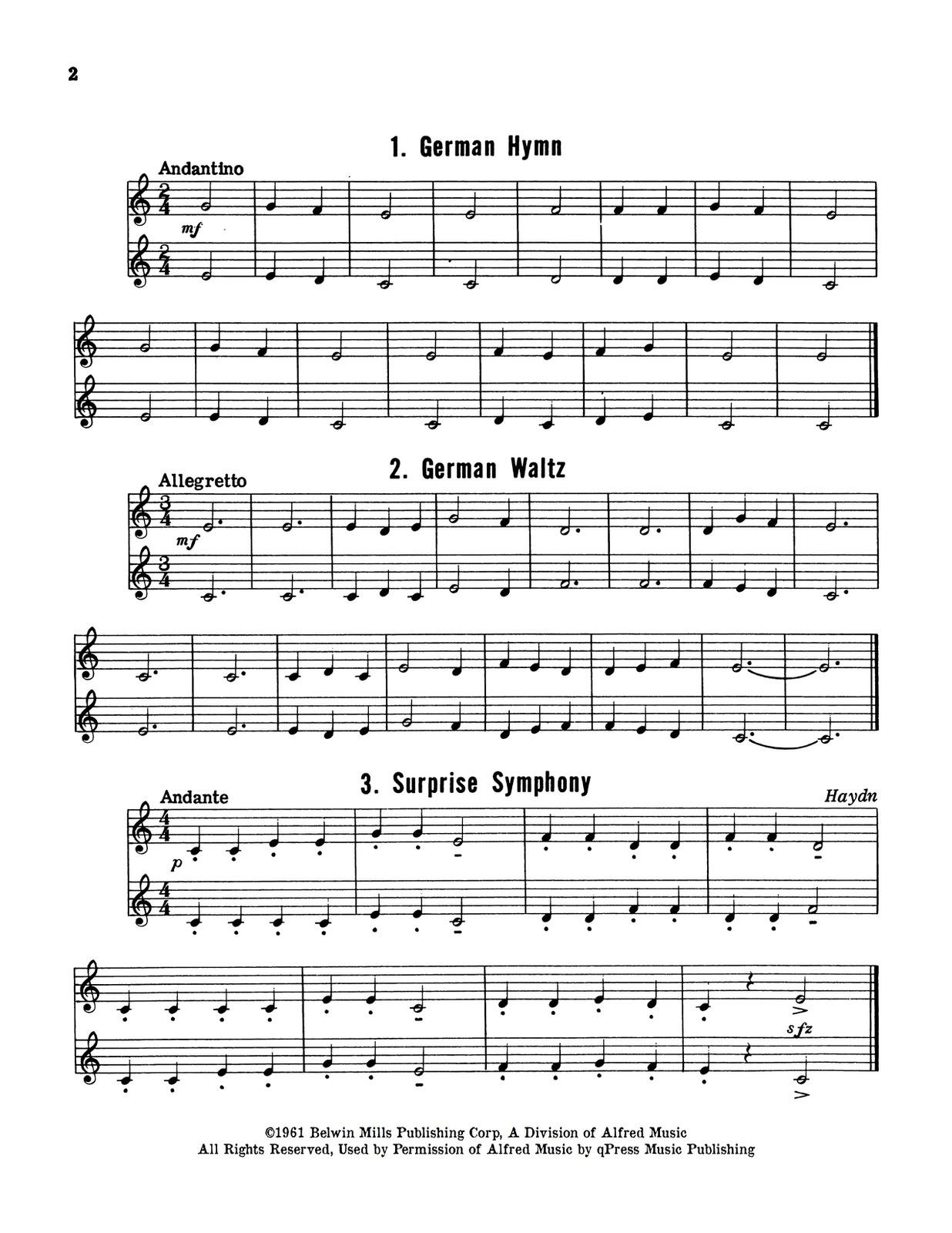 Burgstahler, Elton E, 37 Trumpet Duets-p04