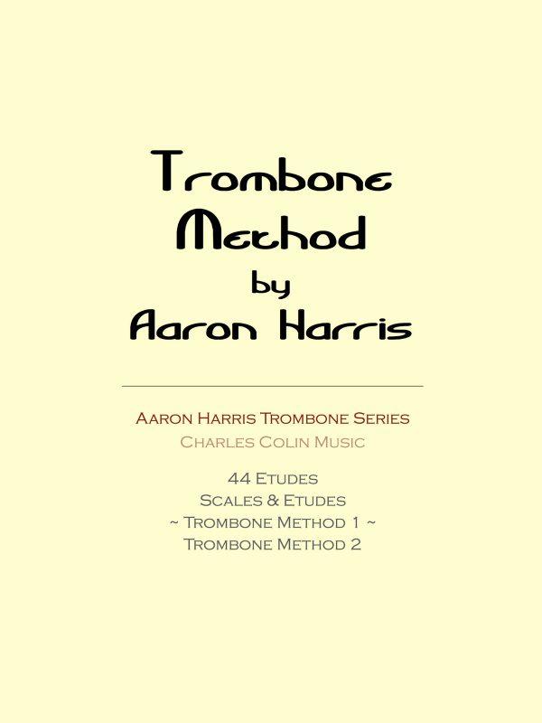 Harris, Trombone Method Book 1-p01