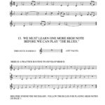 Knevitt, Getting Started Right on Trumpet Ultra-Trumpet Practice Routine for beginners-p14