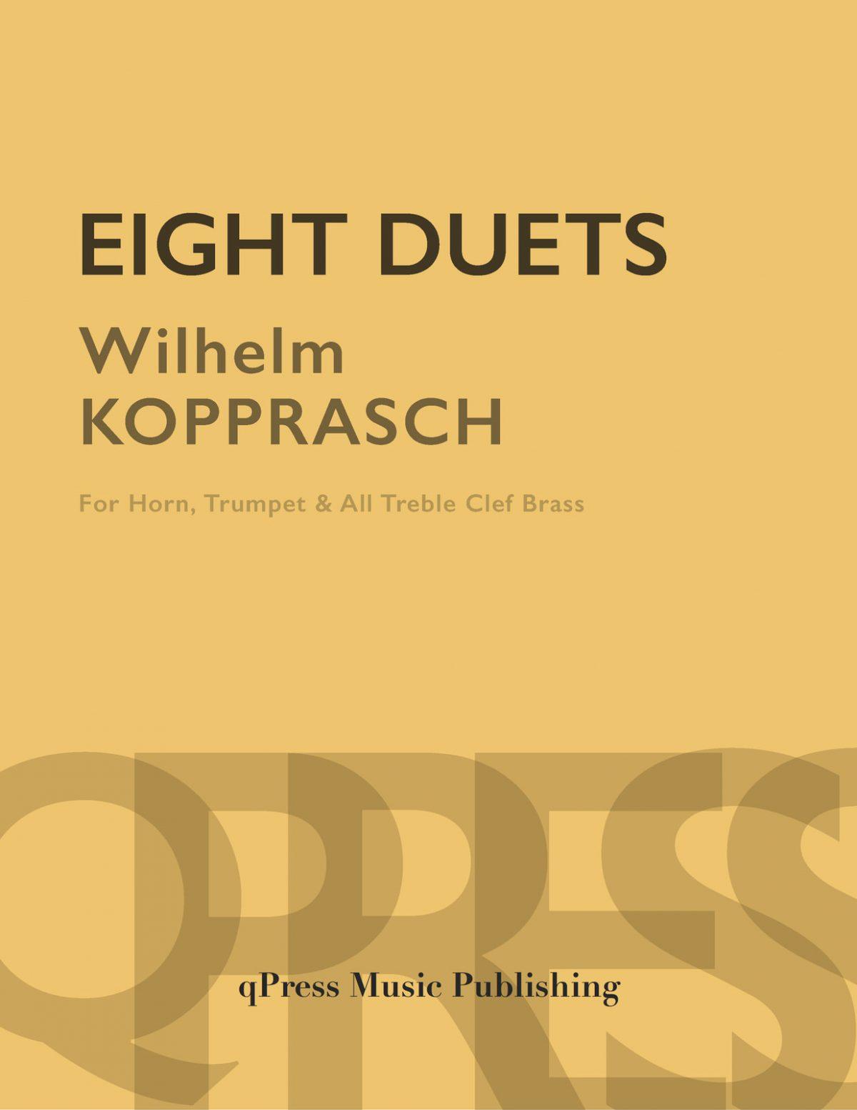 Kopprasch 8 duets-1