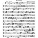Kopprasch, Eight Duets Horn 2-p3