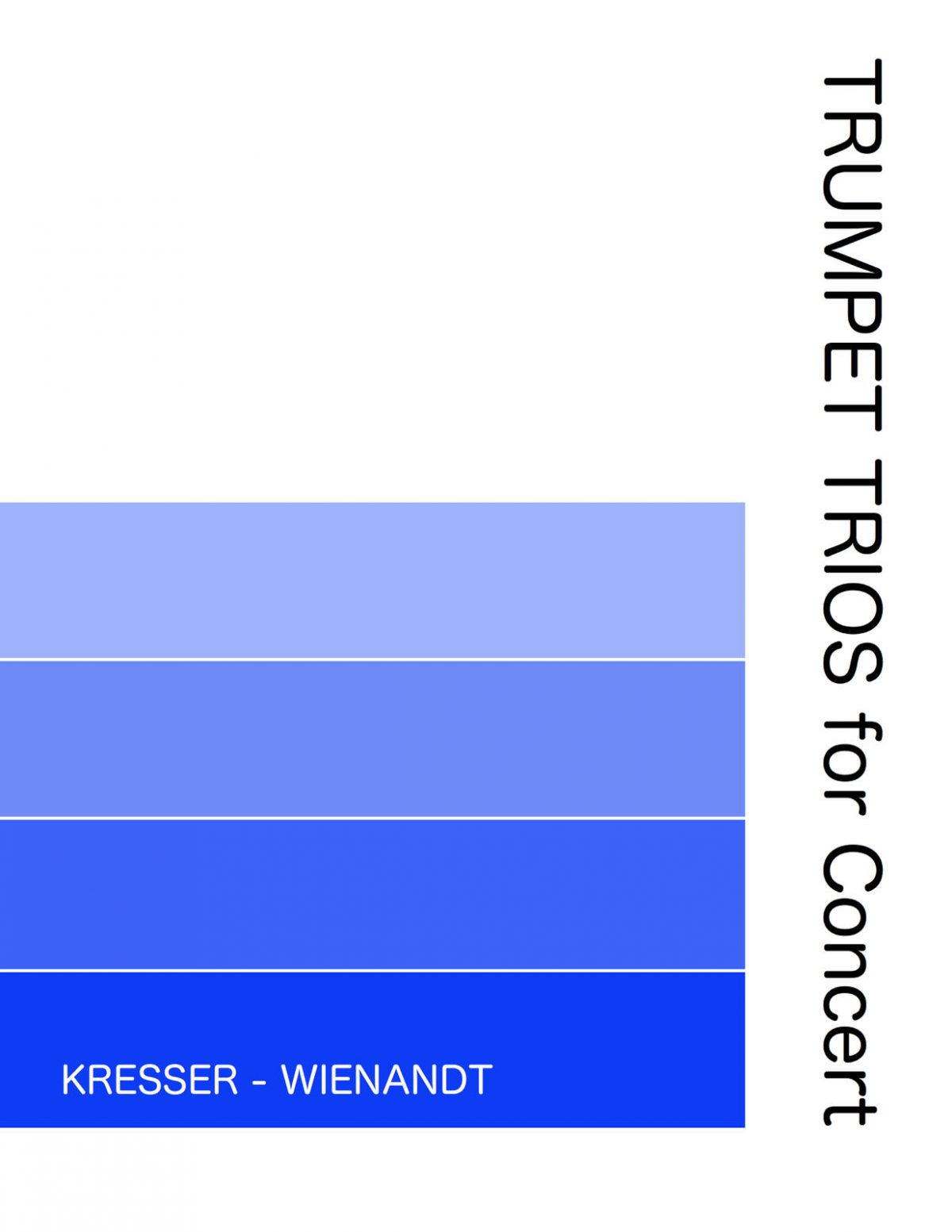 Kresser, Trumpet Trios for Concert-p01