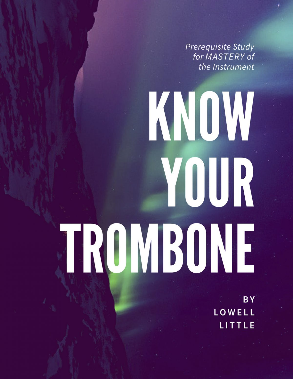 Little, Know Your Trombone