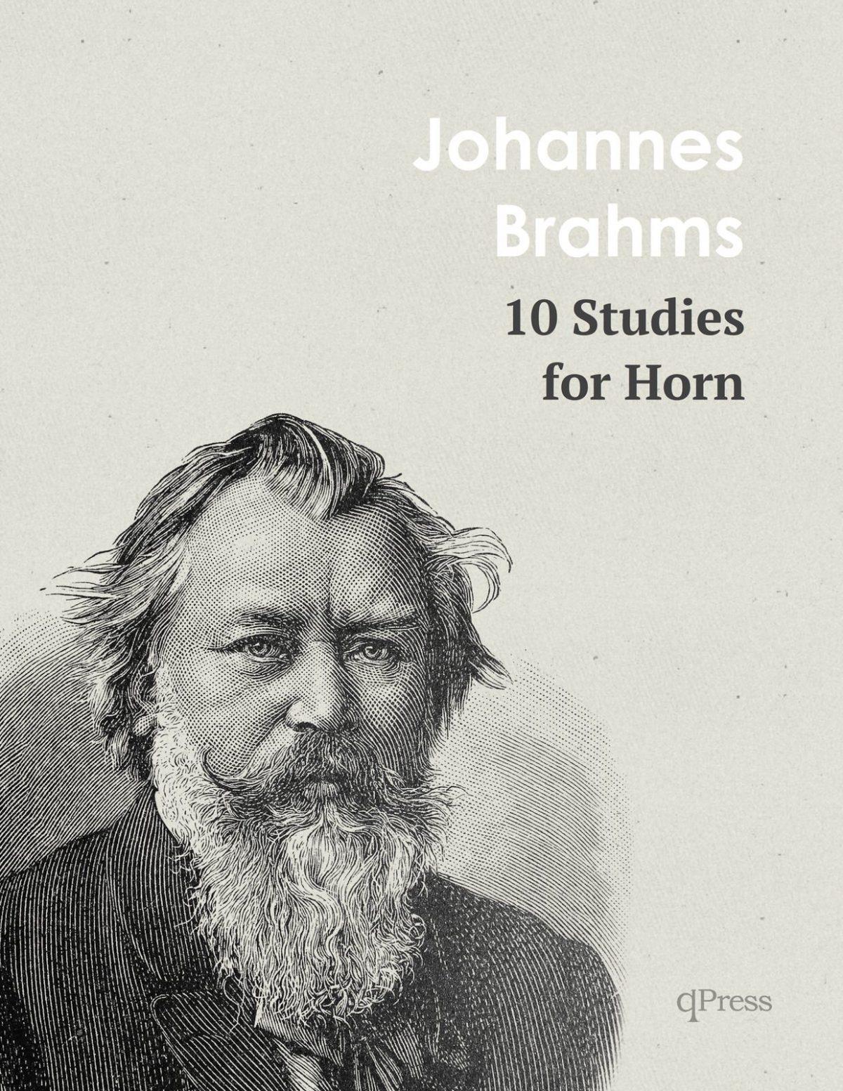 Brahms, Ten Horn Studies-p01