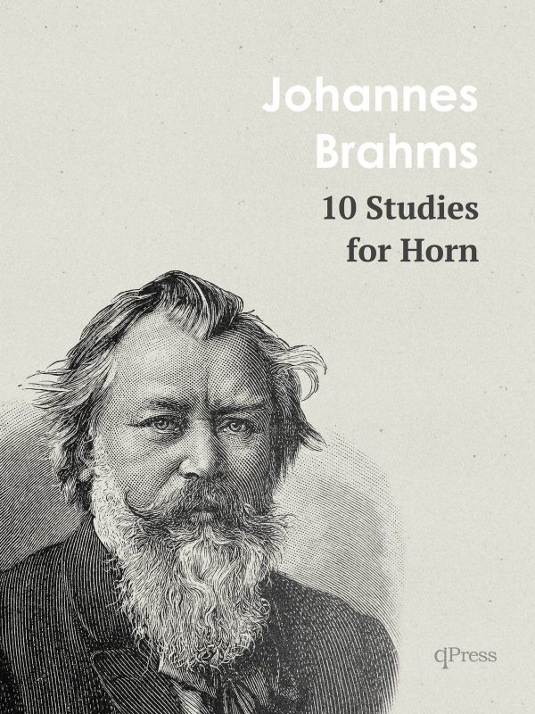 Brahms, Ten Horn Studies-p01