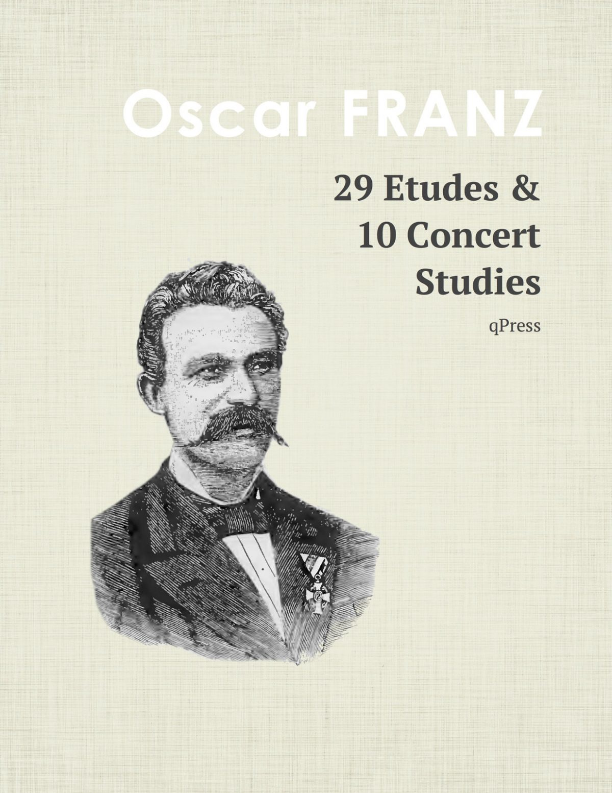 Franz, Etudes and Concert Etudes-1