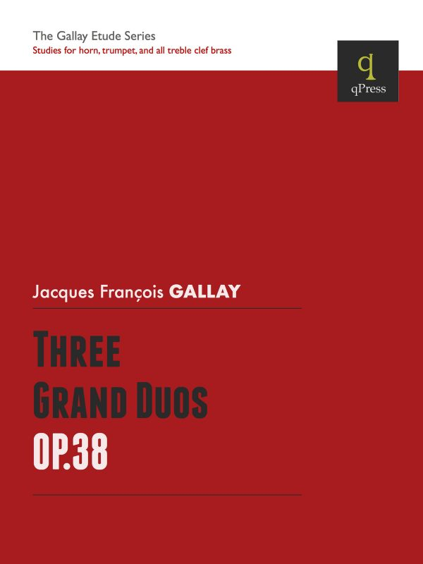 Gallay, 3 Grand Duos