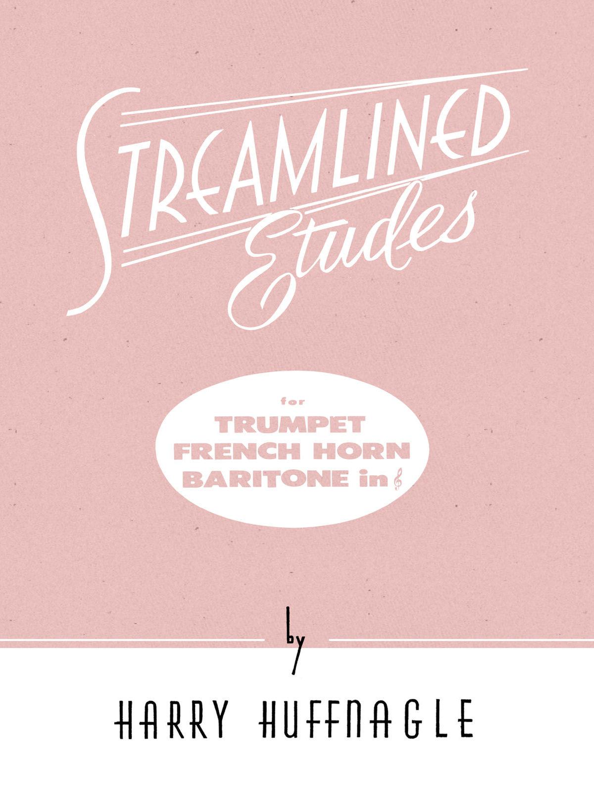 Huffnagle, Streamlined Etudes-p01