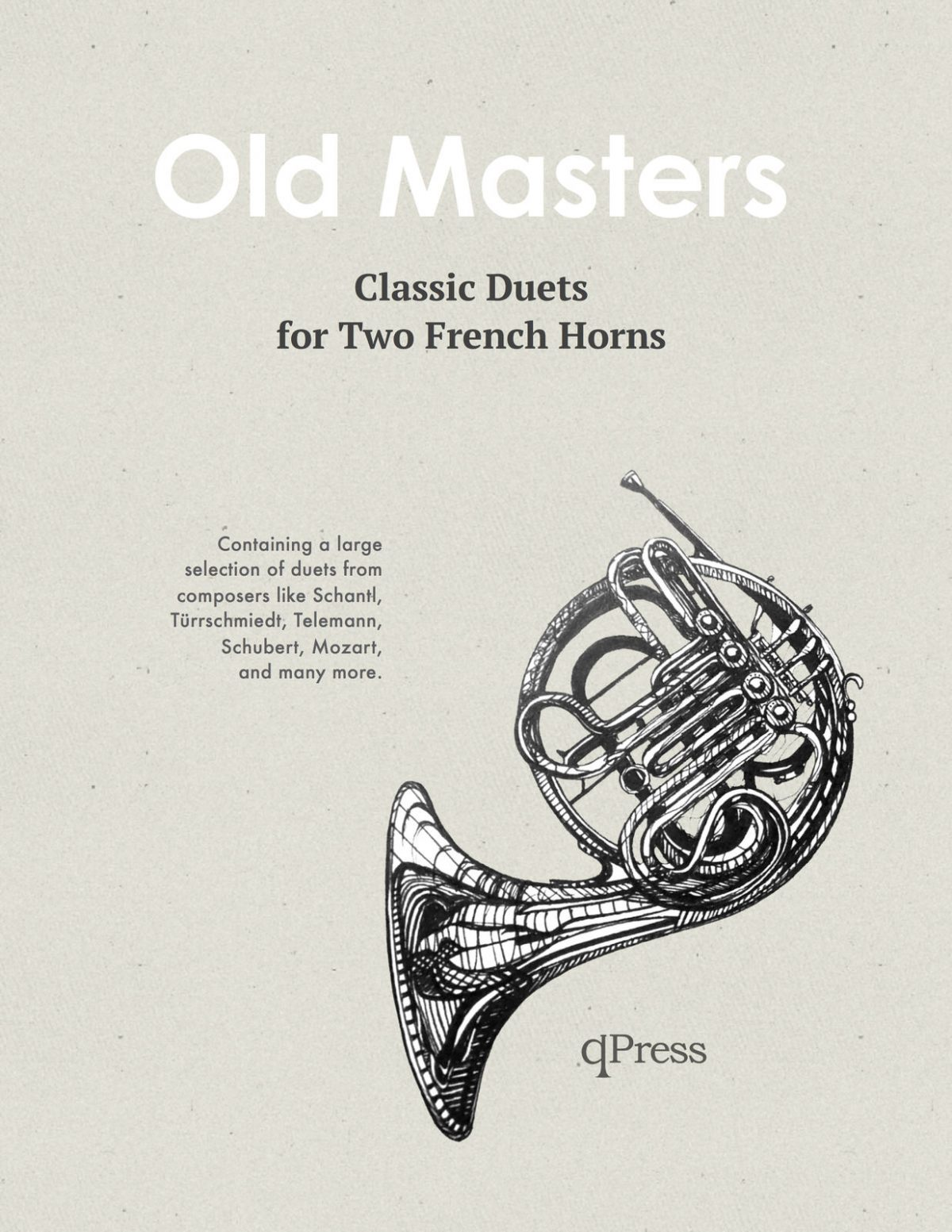 Various, Duets from the Old Masters-p01
