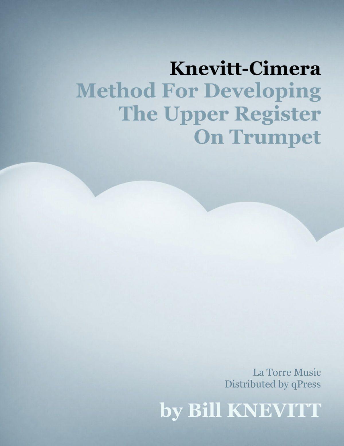 Knevitt-Cimera, Method for Developing the Upper Register on Trumpet