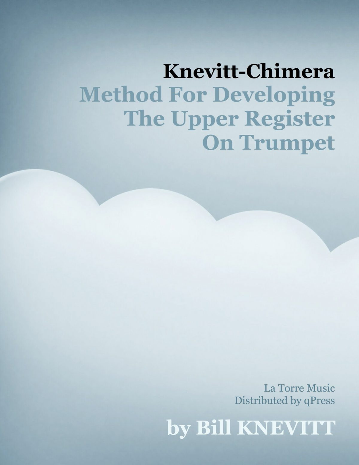 Knevitt-Cimera, Method for Developing the Upper Register on Trumpet-p01