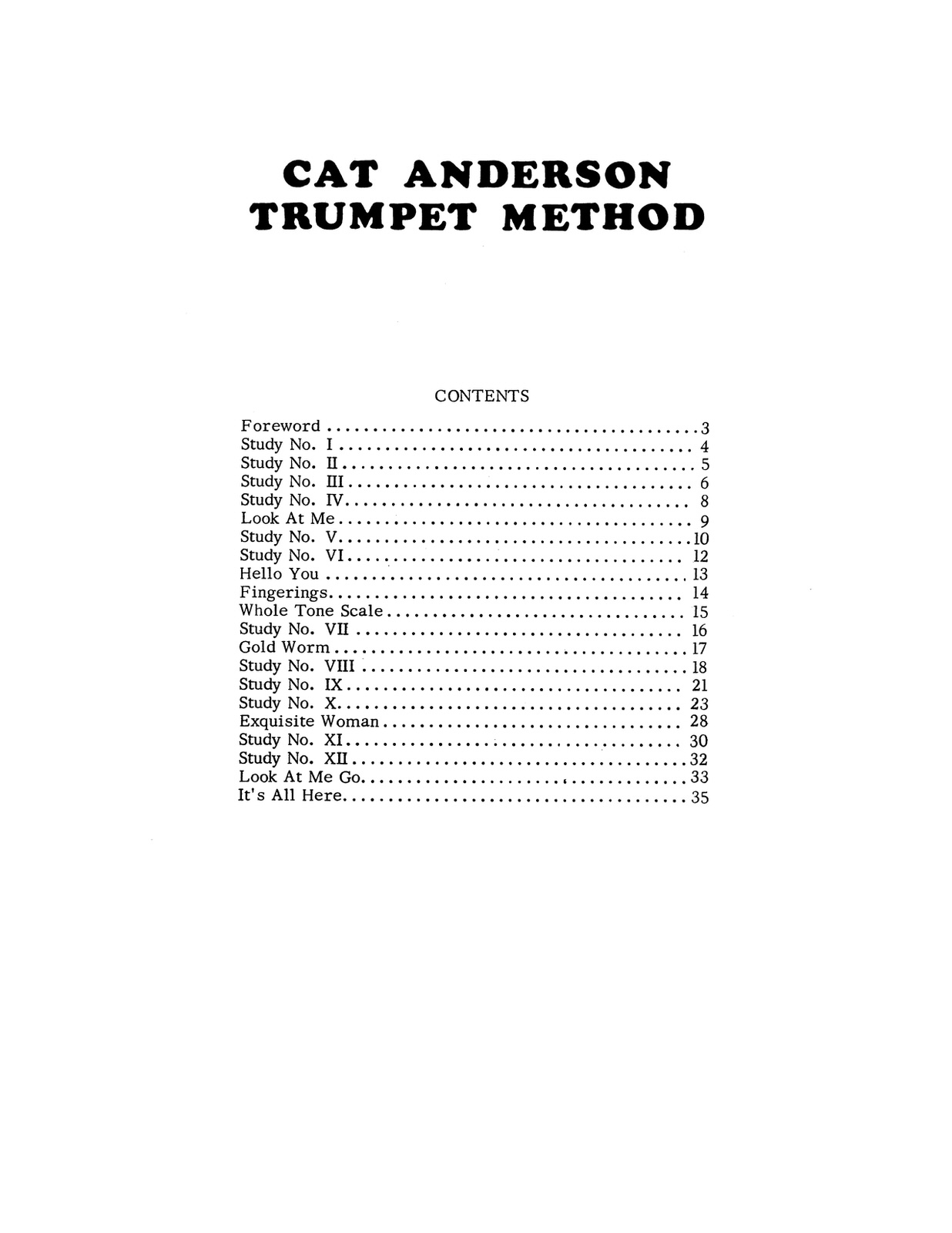 Anderson, Trumpet Method (a systematic approach to playing high notes)-p04