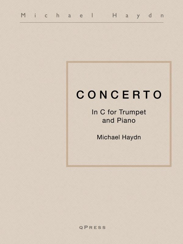 Haydn, Michael, Concerto in C for Trumpet-p01
