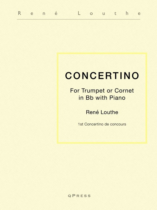 Louthe, Rene, 1st Concertino de Concours-p1