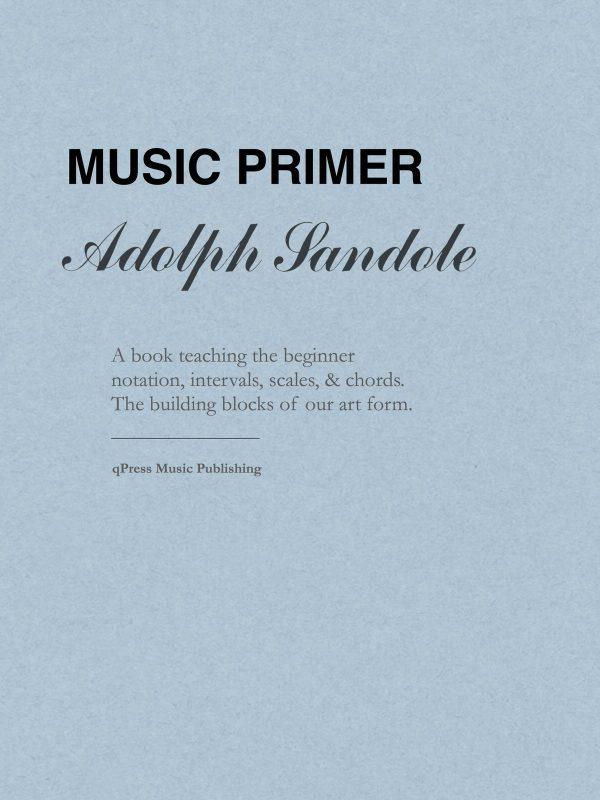 Sandole, Music Primer-p01