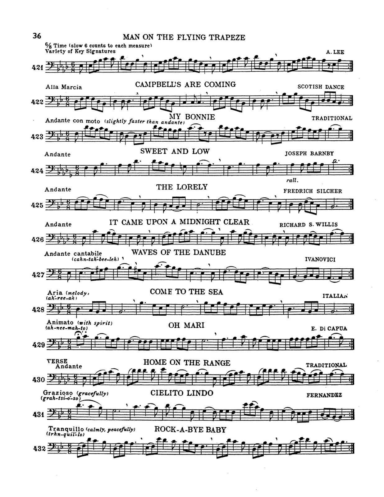 Colin, Melodious Fundamentals-p40