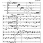 Hindemith, Five Movements from Ludus Tonalis (Score and Parts)-p33