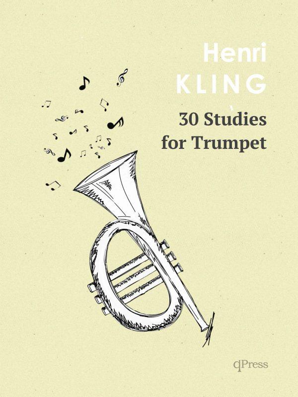 Kling, 30 Studies for Trumpet-p01