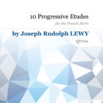 Lewy, 10 Progressive Etudes-p01