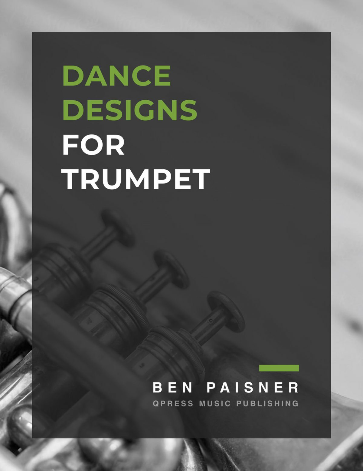Paisner, Dance Designs for Trumpet