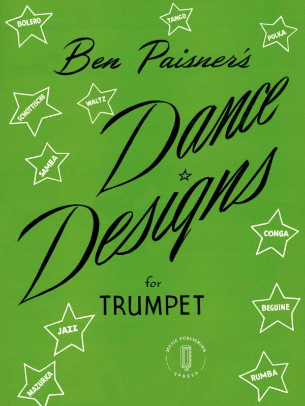 Paisner, Dance Designs for Trumpet-p01