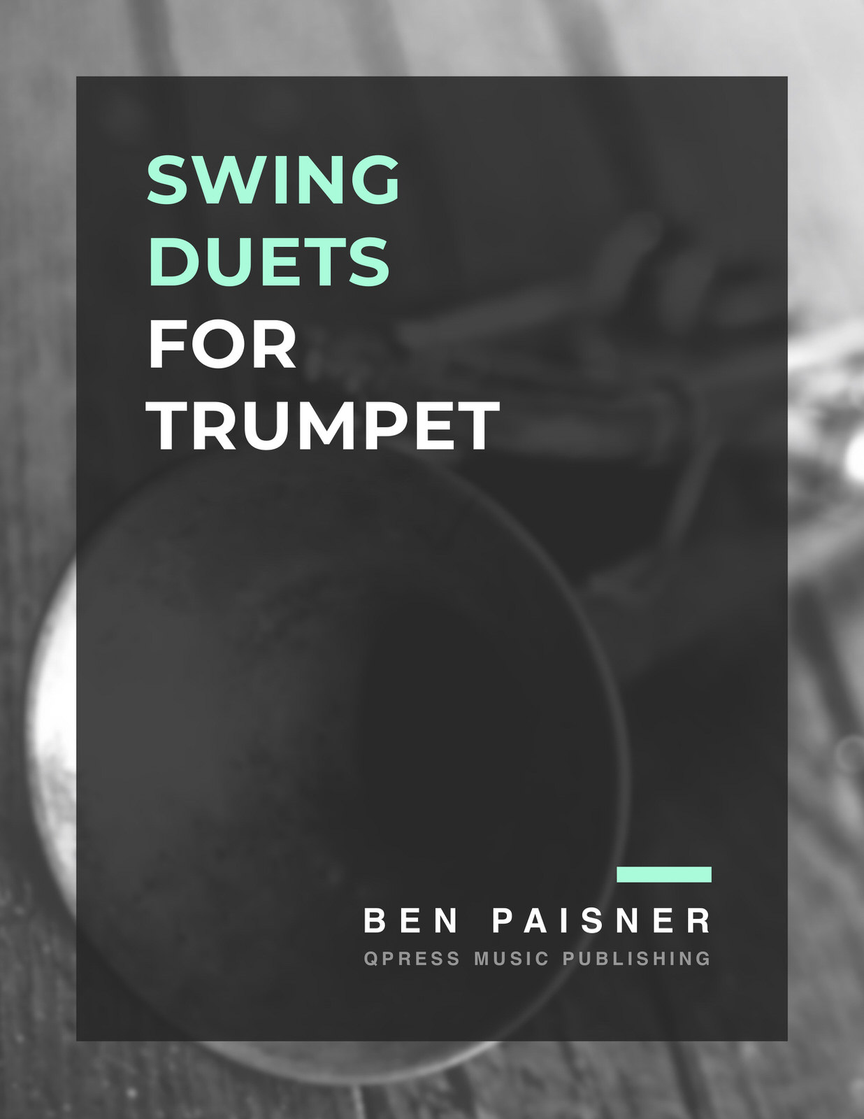 Paisner, Swing Duets for Trumpet