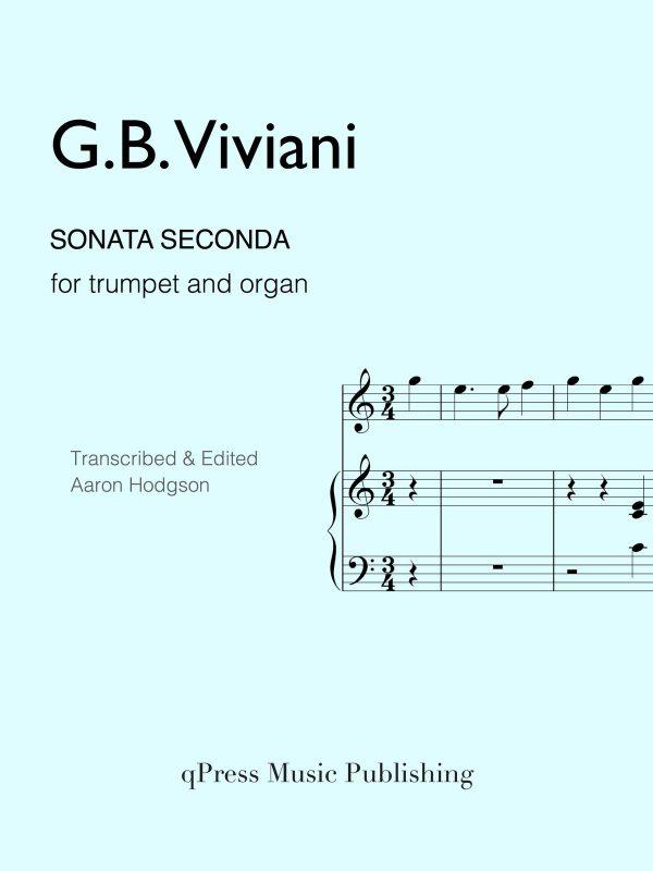 Viviani, Sonata Seconda-p01