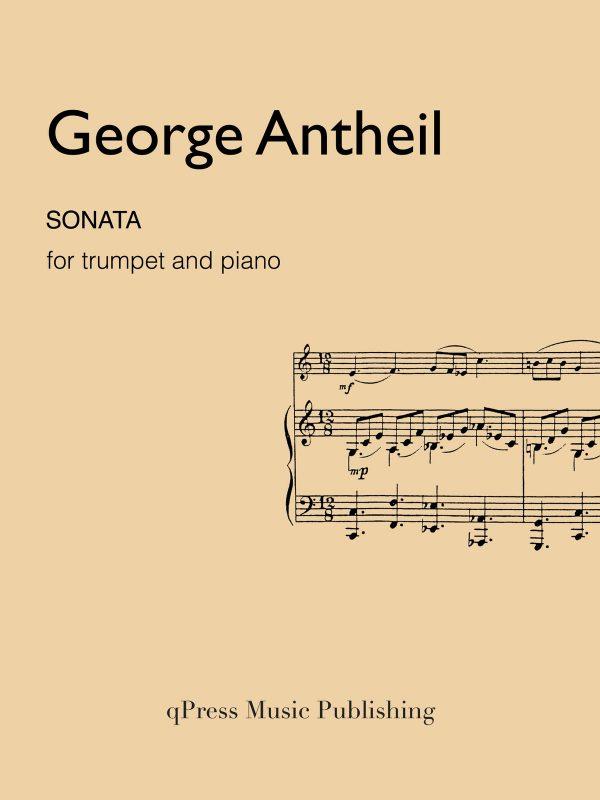 Antheil, George, Sonata for Trumpet-p01