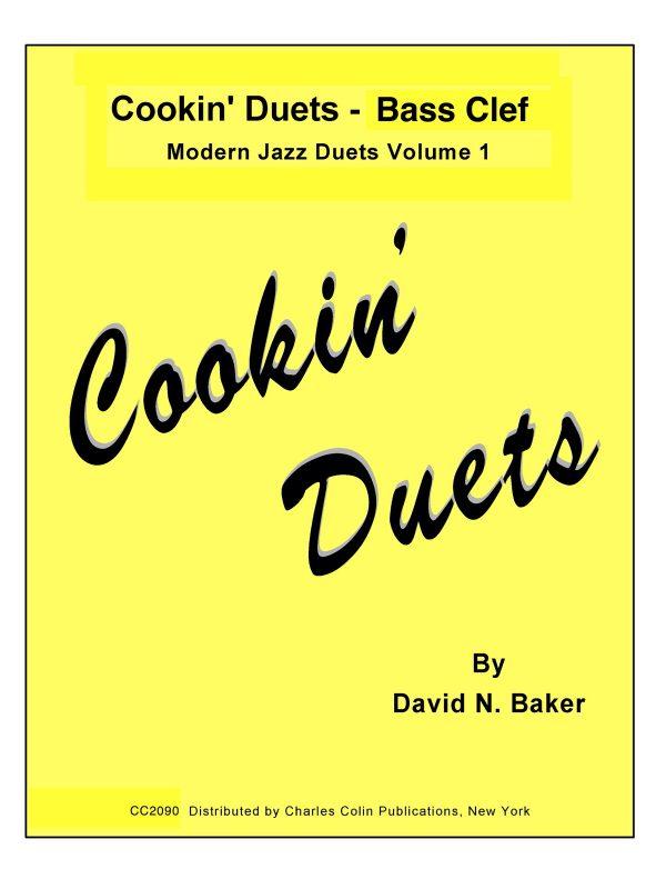 Baker, Cookin' Duets Bass Clef-p01