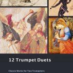 Biber, 12 Trumpet Duets-p1