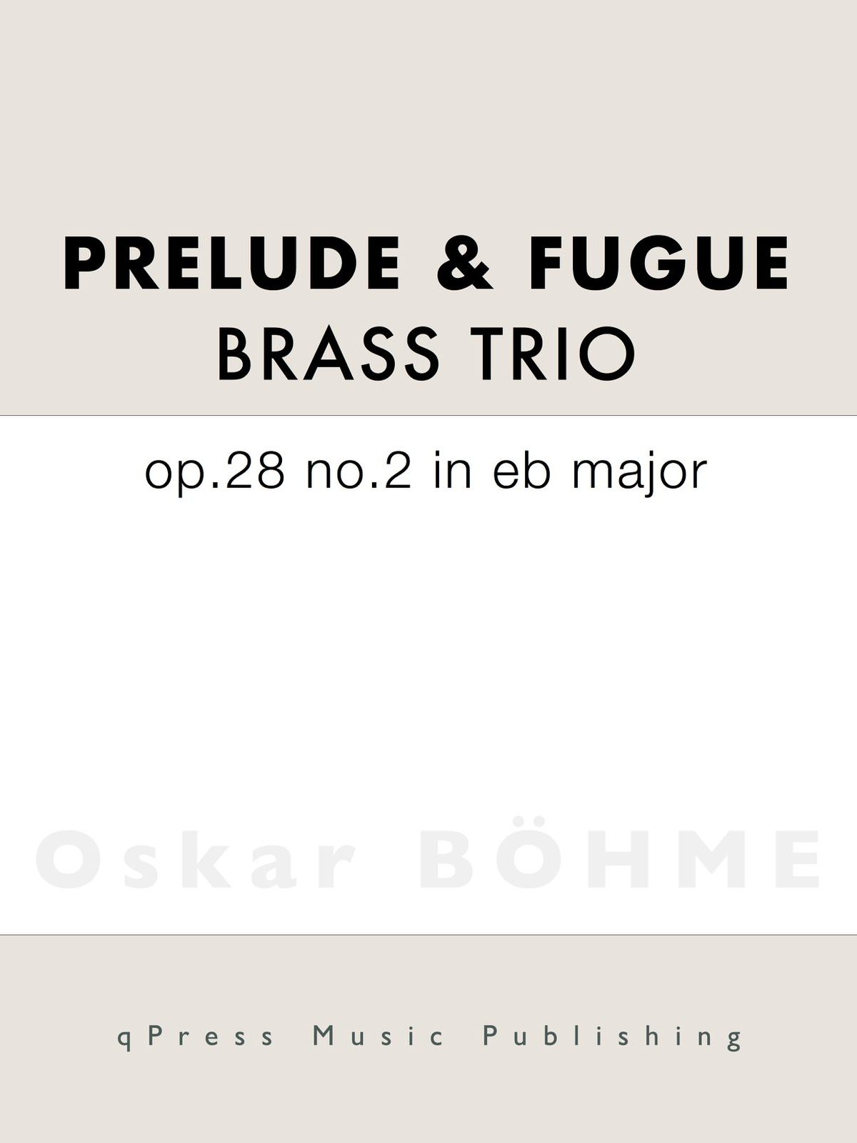 Bohme Prelude Eb major No.2-p01