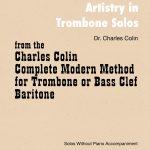 Colin, Artistry in Trombone Solos-p01