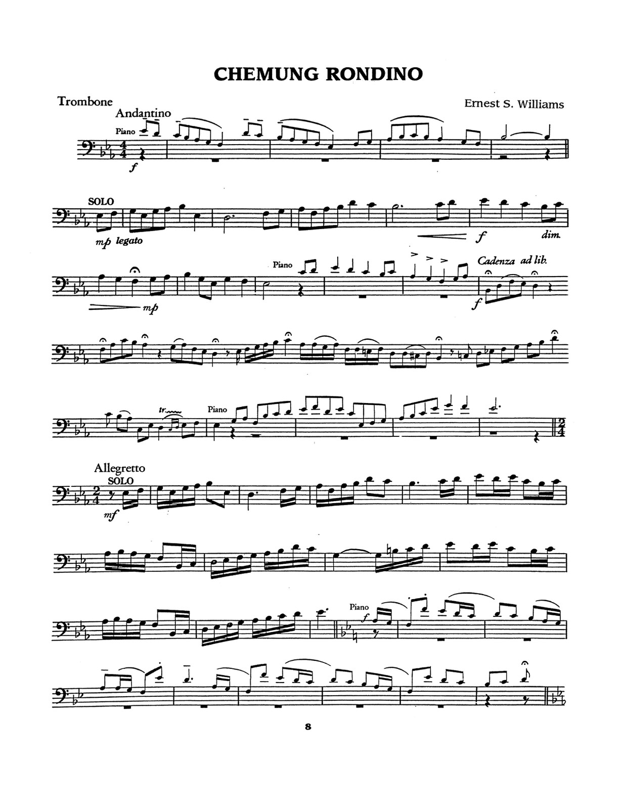 Colin, Artistry in Trombone Solos-p10