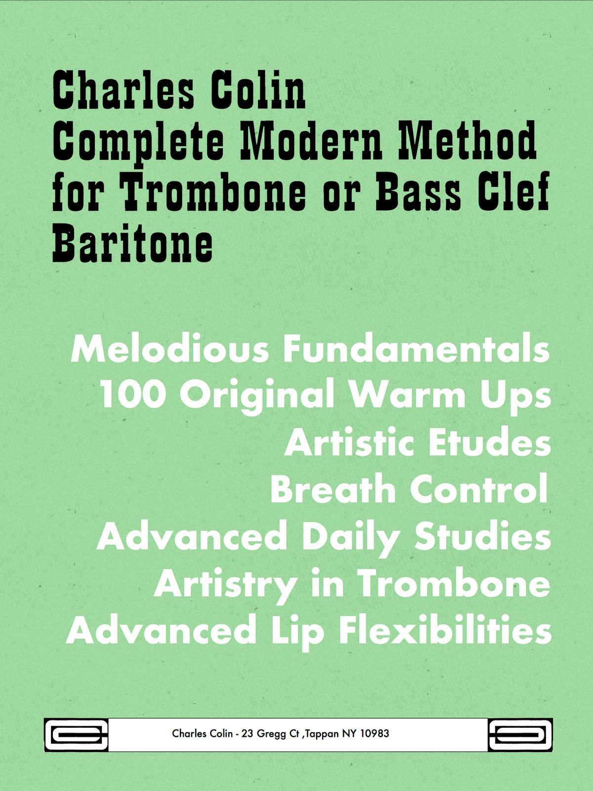Complete Colin Trombone-1