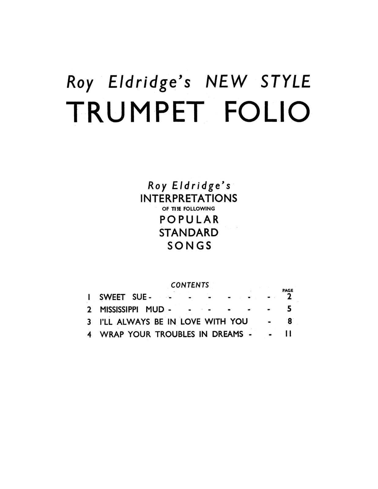 Eldridge, New Style Trumpet Folio-p09