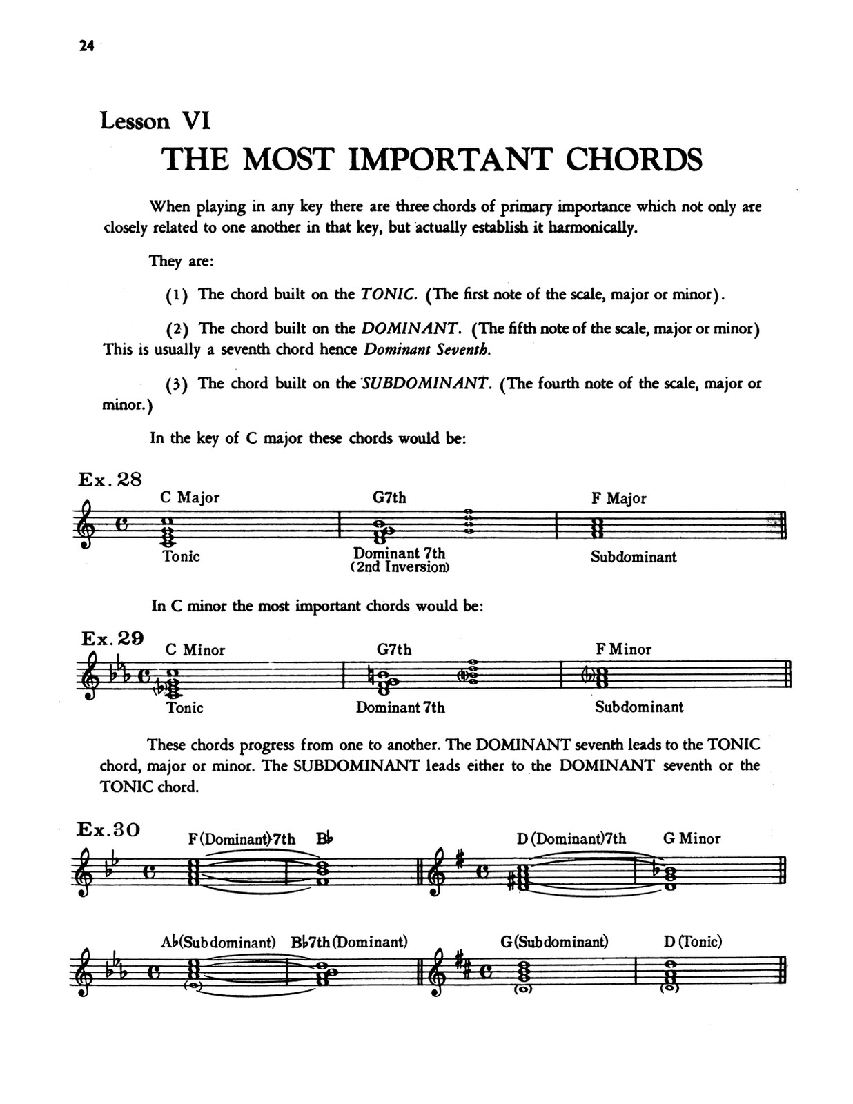 Eldridge, Short Cut to Good Ad-Libbing (A new concise method in the art of improvisation)-p26