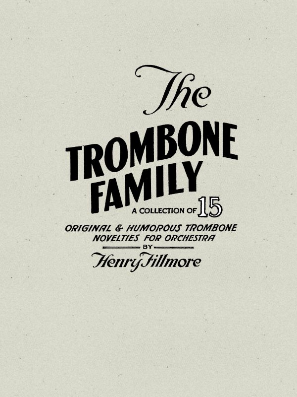Fillmore, Trombone Family Solo Collection-p01